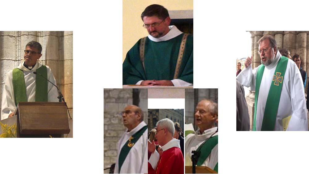 Prêtres - Diacres