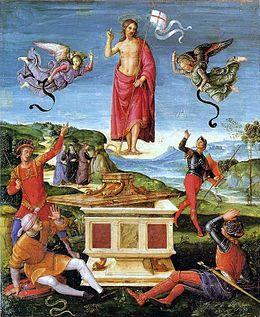 Résurrection 4Rafael   ressureicaocristo01