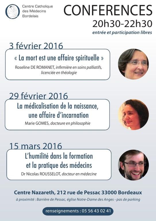 MEDECIN conferences 2016 r